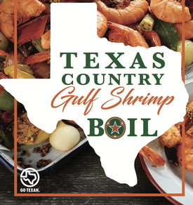 TEXAS COUNTRY GULF SHRIMP BOIL
