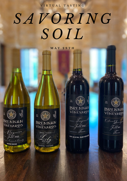 Savoring Soil Virtual Tasting May 29